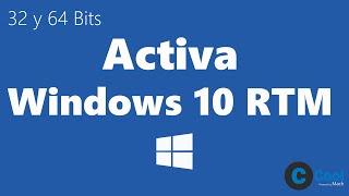 Como Activar Windows 10 PRO Y HOME sin Programas | TUTORIAL | CoolMach