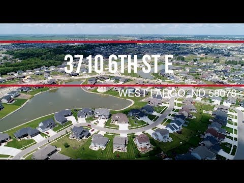 Fargo Luxury Real Estate // 3710 6th St E West Fargo, ND 58078