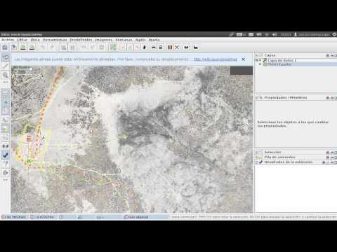 [OpenStreetMap y JOSM] [Vídeo 1] Conceptos básicos de OSM y uso inicial de JOSM