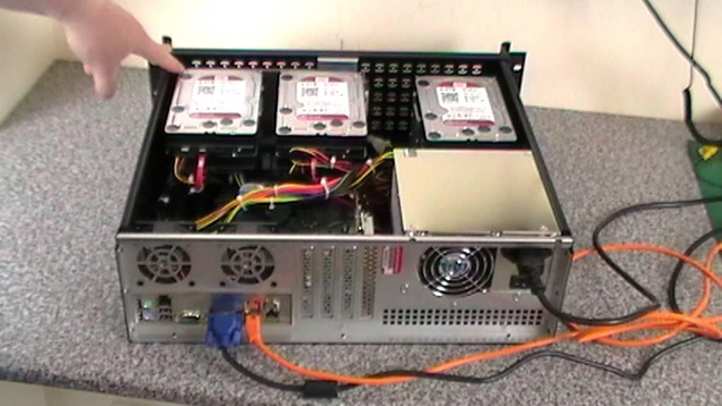 Home Server Pc Build