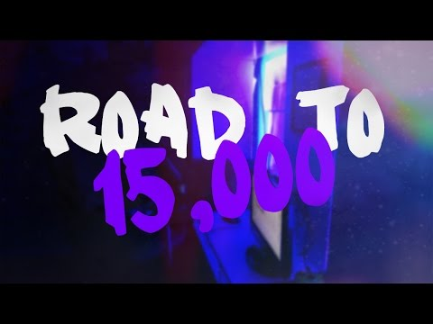 ROAD TO 15,000 // POGADUCHY