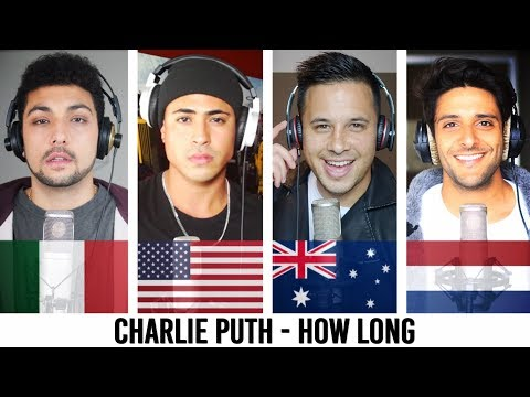"Thumbnail: Charlie Puth - ""How Long"" [Cover]"