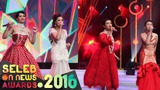 "Cecepy Feat. Ashanty "" Meriang "" - Seleb On News Awards 2016"