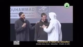 مواطن فرنسي يحرج الشيخ محمد العريفي