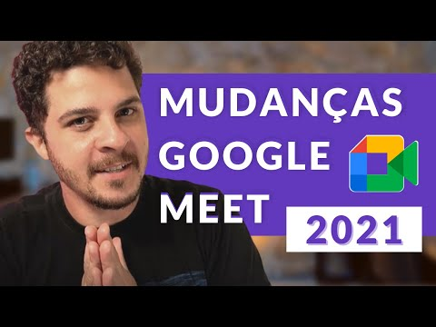 O Google Meet está de cara nova, confira todas as atualizações da plataforma! - Versão 2021