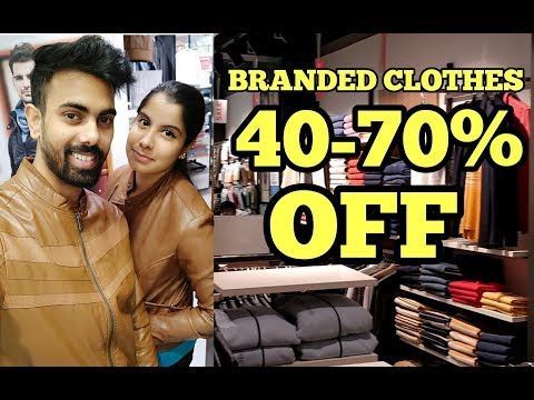 Heavy Discounts on Branded Clothes | Delhi | Shopping Vlog | Kalindi Kunj | Shaheen Bagh | Jasola