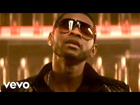 Usher - Love in This Club ft. Young Jeezy:歌詞+中文翻譯