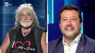 Matteo Salvini (Prima parte) - #cartabianca 17/09/2019