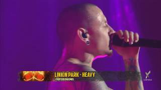Linkin Park Heavy Live in Argentina 2017 Live Debut.mp3