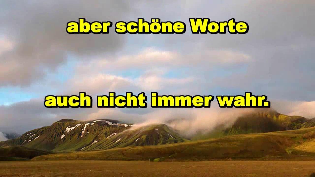Lebensweisheiten Verse Sprüche Reime Gedanken Träume YouTube Gruß ...