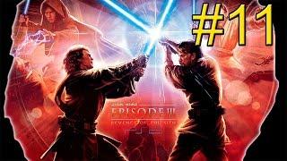 Star Wars Episode III Revenge of the Sith {PS2} часть 11 — Атака Клонов