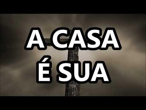 A Casa É Sua - Julliany Souza + Léo Brandão | Casa Worship (Letra)