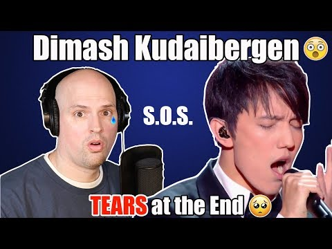 emotional-first-time-reaction-to-dimash-kudaibergen---s.o.s.-||-tears-at-end-😥😱
