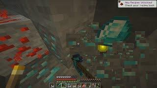 worlds best minecraft hardcore player finding diamonds