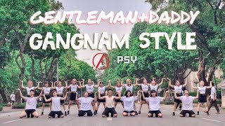 [KPOP IN PUBLIC CHALLENGE] PSY | GENTLEMAN-DADDY-GANGNAMSTYLE Dance Cover By C.A.C from Vietnam