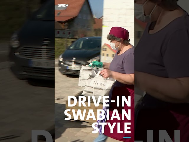 So geht Drive-In in Baden-Württemberg ♥️