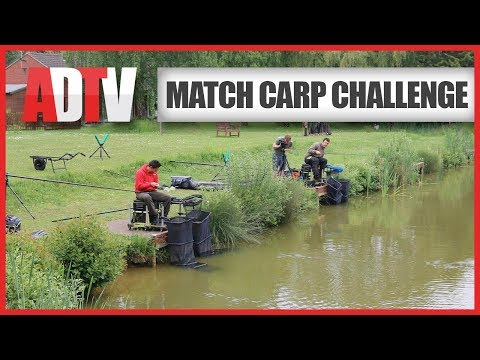 Match Carp Fishing Challenge!