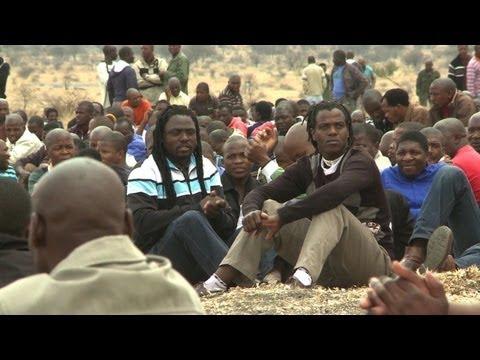 Afrique du Sud: le conflit social s'enlise à la mine de Marikana