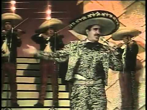 Vicente Fernández Popurrí José Alfredo Jiménez Youtube
