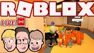 Phantom Forces & Jailbreak mit Freunden! (ROBLOX LIVE STREAM) Fun Kid Friendly Lets Play