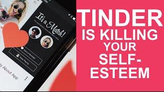 Tinder is killing your self-esteem, study shows