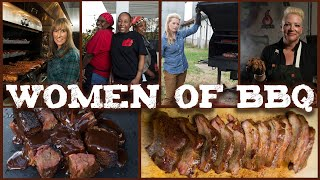The Best Female BBQ Pitmasters of the South | Women on Fire | Southern Living