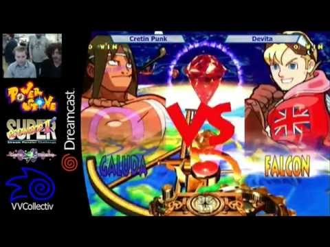 Dreamcast 17th Anniversary - Power Stone Tournament - Sept. 9th 2016