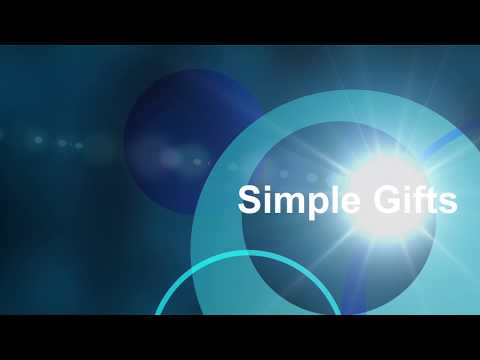 How to Play Simple Gifts: Lesson 9 from Beginner Piano Book