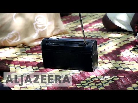 South Sudan's youth bridge gaps through radio