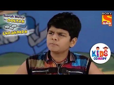 Tapu Sena Swears Not To Study | Tapu Sena Special | Taarak Mehta Ka Ooltah Chashmah