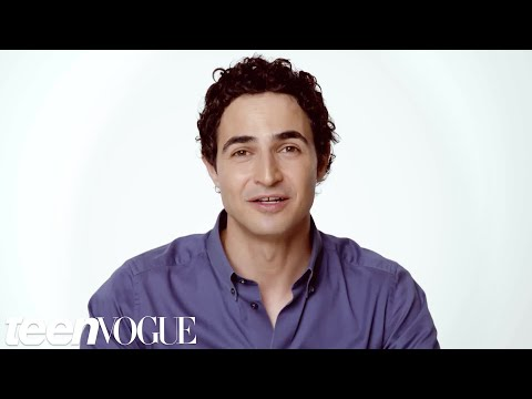 Zac Posen Reads a Letter to His 18YearOld Self  Teen Vogue