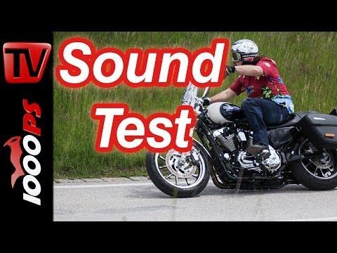 Soundvideo | Harley-Davidson Superlow 1200T | V-Twin mit 1200 Kubik