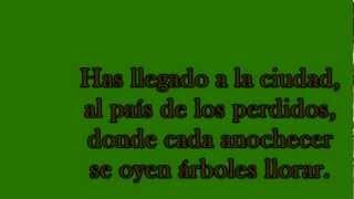 La Ciudad de los Árboles-Mägo de Oz (con Lyrics-Letra)