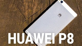 Huawei P8 video walkthrough(Huawei has released their next global flagship phone with the Huawei P8. On the outside the P8 looks and feels like a solid high end phone. The back and sides ..., 2015-04-30T19:04:18.000Z)