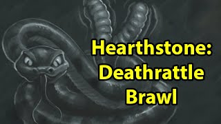 Hearthstone Tavern Brawl: Double DeathRattler Battler
