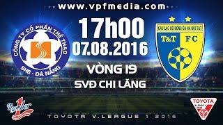 Da Nang vs TT Ha Noi full match