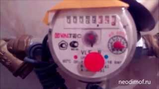 Как остановить счетчик воды VALTEC vlf r магнитом(Как остановить счетчик воды VALTEC vlf r неодимовым магнитом http://neodimof.com Магниты для остановки счетчиков воды...., 2014-06-16T13:56:01.000Z)