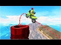 ÇOK ZOR MOTOR PARKURU 😱 (GTA 5)