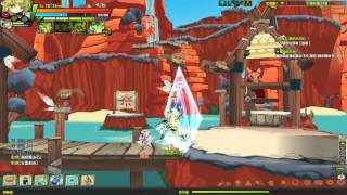 Elsword Night watcher 3-X  Hell mode no Potion
