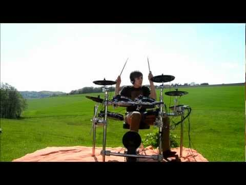 Coldplay - Paradise - Drum Cover (Studio Quality)