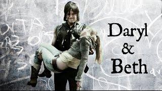 Daryl & Beth | Their Story || The Walking dead