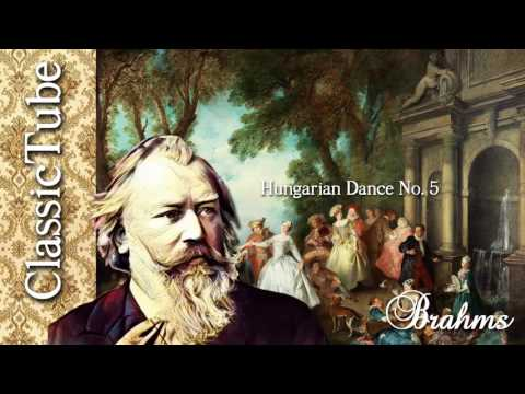 Classical Music Brahms - Hungarian Dance No. 5