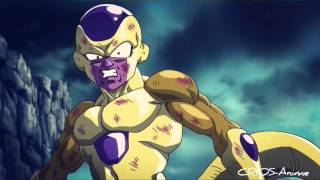 DRAGON BALL SUPER VEGETA VS GOLDEN FREEZER HD LATINO