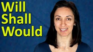 Will - Shall - Would | English Modal Verbs  Part 2