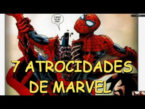 Los 7 momentos mas atroces de marvel - alejozaaap - spiderman - wolverine - sentry