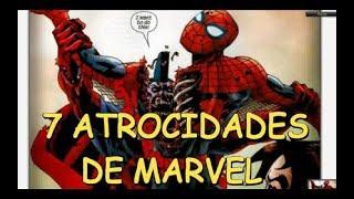 Los 7 momentos mas atroces de marvel - alejozaaap - spiderman - wolverine - sentry