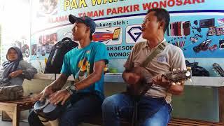 PANTAI KLAYAR  Ketipung pralon musisi jalanan GUNUNGKIDUL di Bakso Pak Wariyun Wonosari MP3