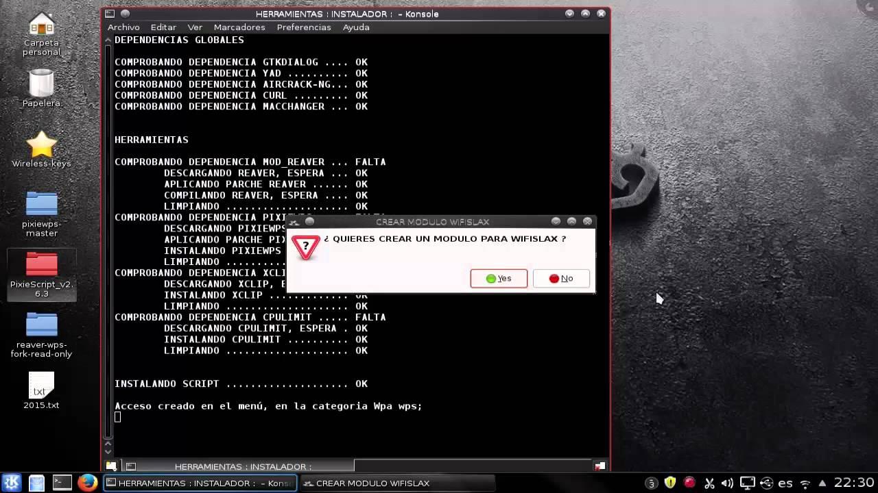 wifi slax v3.1 gratuit