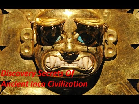 History Documentaries    Discovery Secrets Of Ancient Inca Civilization[National Geographic]