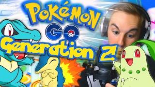 POKEMON GO ER TILBAGE?! | GENERATION 2!